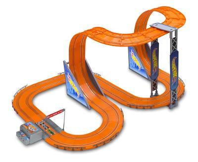 Kidztech Závodní dráha Hot Wheels Zero Gravity 660 cm s adaptérem 8316