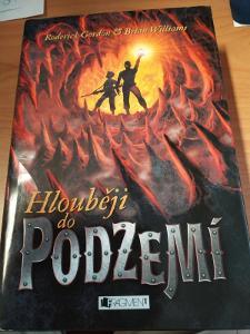 Kniha Hlouběji V Podzemí