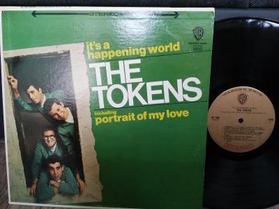 LP Tokens - It's a happening world, USA 1967, EX