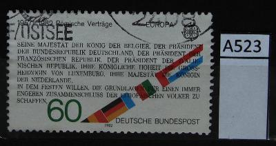 A523 Německo na doplnění