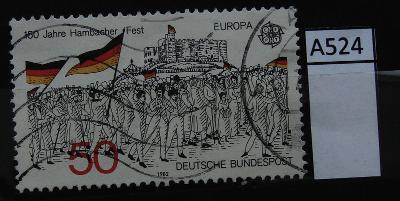 A524 Německo na doplnění