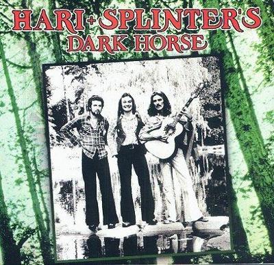 CD George Harrison / Splinter - Hari + Splinter's Dark Horse  (1974)