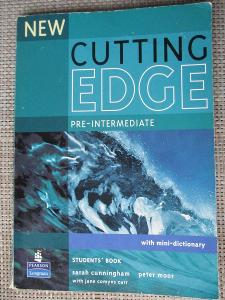 Cunningham Sarah - New Cutting Edge Pre-Intermediate Students Book