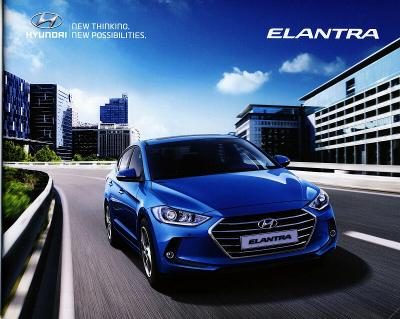 Hyundai Elantra prospekt 03 / 2016 SK