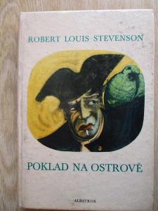 Stevenson Robert Louis & Tichý František - Poklad na ostrově