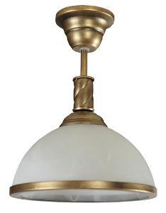 OLIMP 1a GOLD - závěsný lustr světlo - OD VÝROBCE