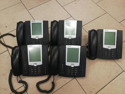 Digitální síťový telefon AASTRA 6775 5ks