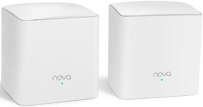 Směrovač Tenda Mesh Nova MW5S 2 pack 200 Mb / s + diody