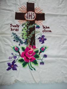 Svatý Kříži  Obraz