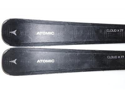 Dámské lyže ATOMIC CLOUD X 77 154 cm, rok 2018