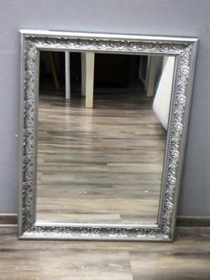 Zrcadlo v rámu 83 cm x 63 cm (19543B)