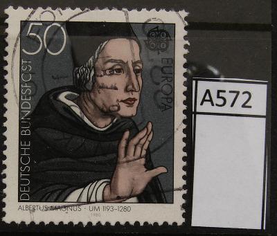 A572 Německo na doplnění
