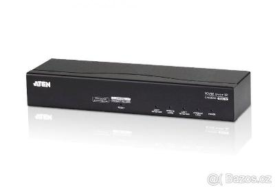 KVM přepínač ATEN 8600 KVM over IP Switch