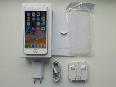 APPLE iPhone 6S 32GB Gold - KOMPLETNÍ BALENÍ - ZÁRUKA 12 MĚSÍCŮ