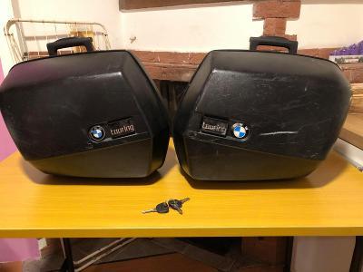 MOTO KUFRY boční  BMW Touring 2 ks