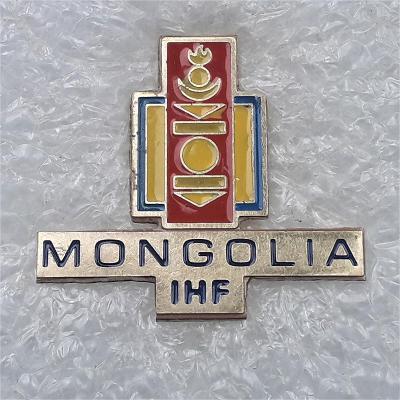 MONGOLSKO,  FEDERACE,  hokej