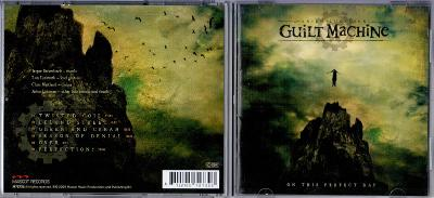 CD Guilt Machine - On this perfect day (2009) Arjen Anthony Lucassen