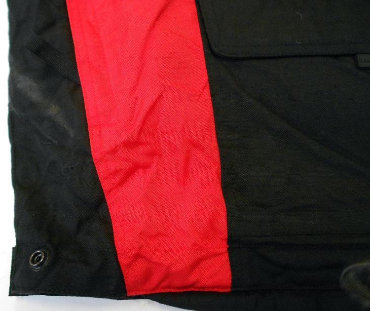 Textilní bunda HONDA vel. S - chrániče - odep. termovložka - Náhradní díly a příslušenství pro motocykly
