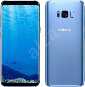 Mobilní telefon Samsung Galaxy S8 modrý (původně 17 990,-)