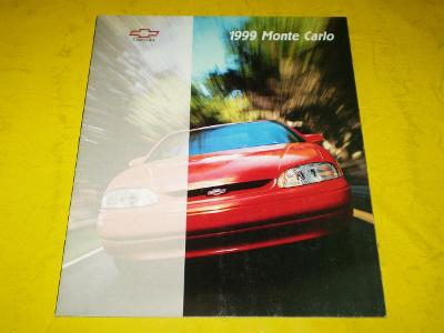 --- Chevrolet Monte Carlo (1999) --------------------------------- USA