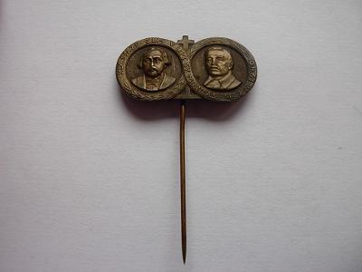 Odznak - Sjazd SEM Lipt. Sv. Mikuláš 1940 - Slovenský štát
