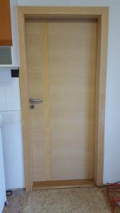 interierové dveře SAPELI 80 cm levé