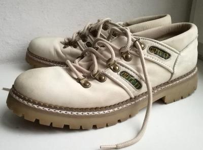 Kožené boty Stanford Outfit vel. 39