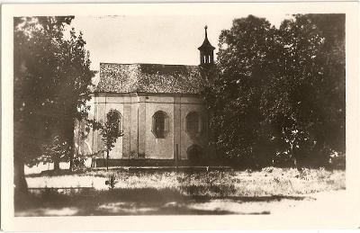 DOMAŽLICE - kostel sv. Vavřince - Veselá hora