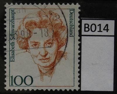 B014 Německo na doplnění