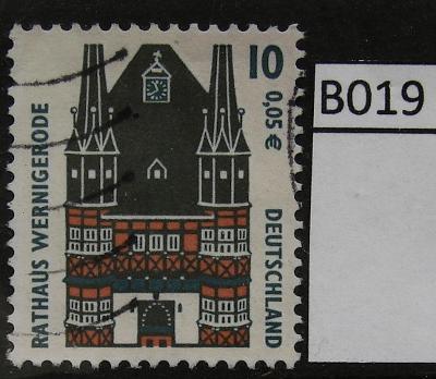 B019 Německo na doplnění