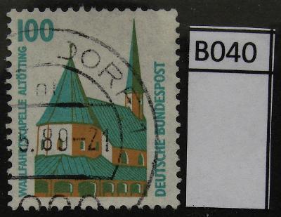 B040 Německo na doplnění