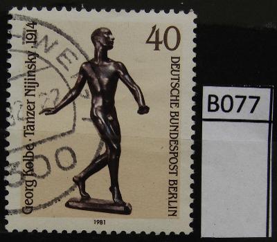 B077 Německo na doplnění