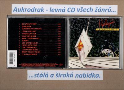 CD/Harlequin-Greatest Hits