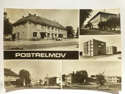 Postřelmov, Zabřeh, Šumperk - POTRAVINY - školka