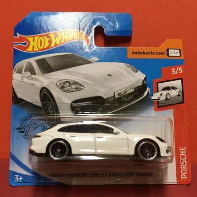 Porsche Panamera Turbo S E-Hybrid ST - Hot Wheels 2020 44/250 (E12-52)