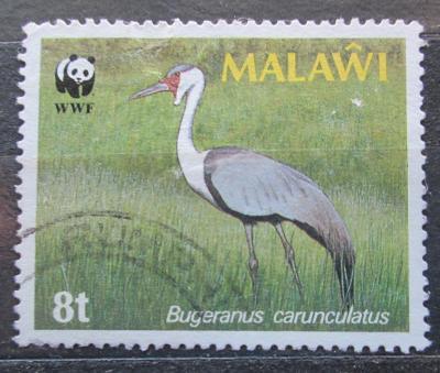 Malawi 1987 Jeřáb Mi# 477 0184