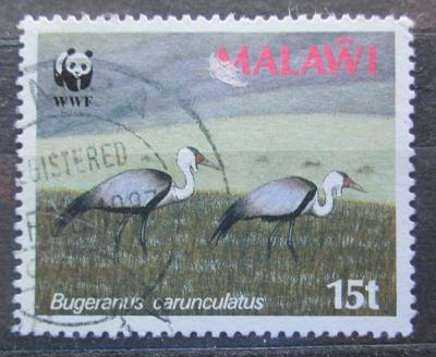 Malawi 1987 Jeřáb Mi# 478 0184