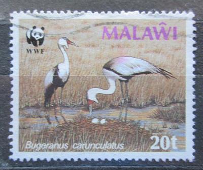 Malawi 1987 Jeřáb Mi# 479 0184