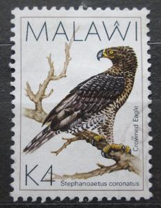 Malawi 1988 Orel korunkatý Mi# 515 Kat 3.80€ 0185