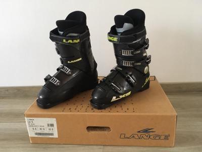 Lyžáky - lyžařské boty LANGE - dámské, vel. 42 (1x použité)