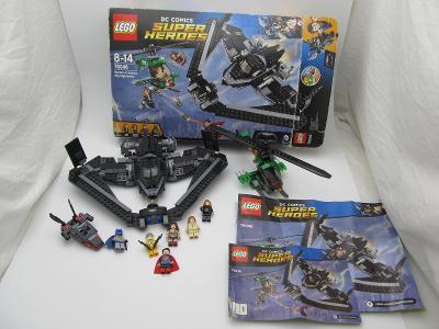 LEGO  76046  DC Comics Super Heroes figurky