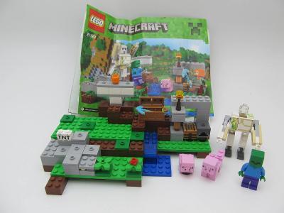 LEGO 21123 Minecraft