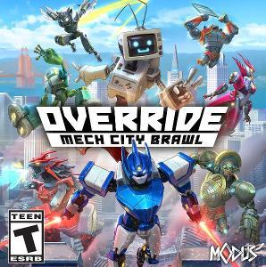 Override: Mech City Brawl PC Steam