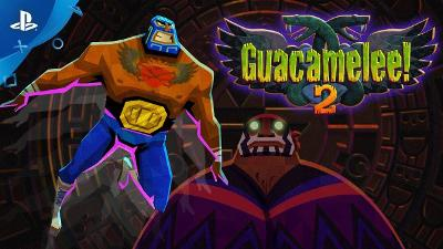 Guacamelee! 2 PC Steam