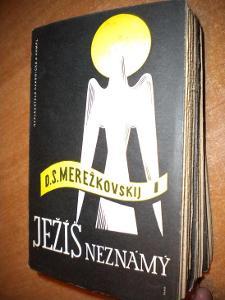 Merežkovskij D.S. - Ježíš neznámý 1-3