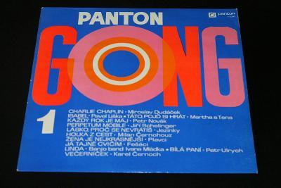LP - Gong 1.    (d10)