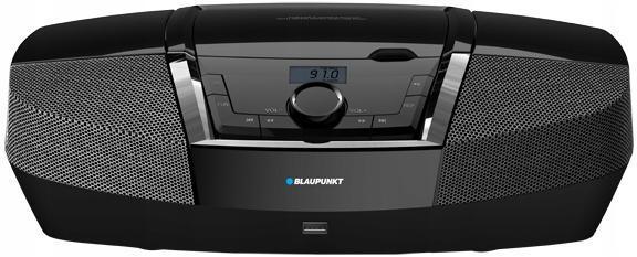 Blaupunkt BB12BK LCD CD / MP3 / USB