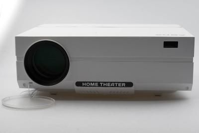 Domácí projektor ABOX A6 / WHT / 1920 * 1080 HD / SUPER STAV / OD 1 KČ