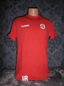 Hummel moc příjemné pánské tričko triko prodloužené slim fit M