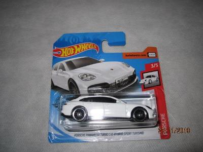 Porsche Panamera Turbo 5 E-Hybrid Sport Turismo